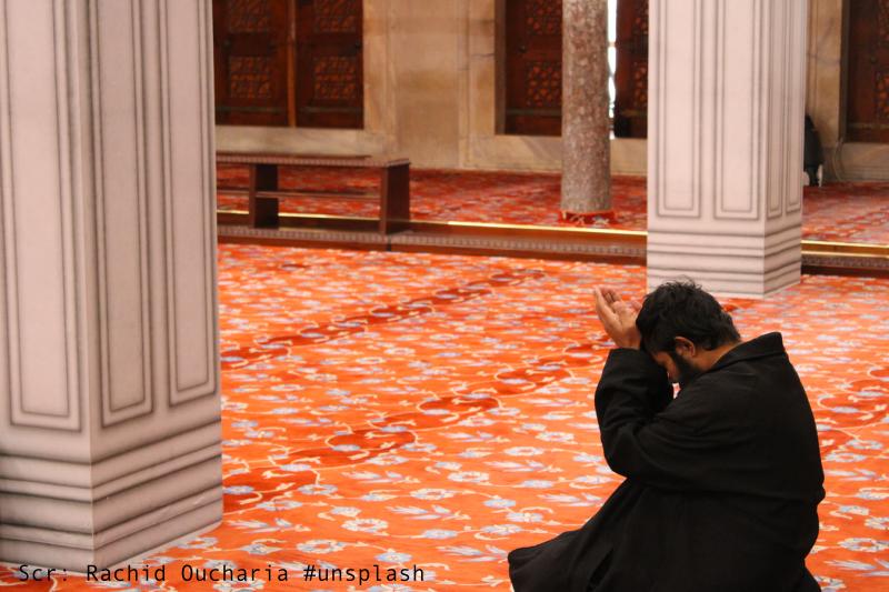 Doa Berlindung Dari Memohon Sesuatu Yang Tidak Diketahui Hakikatnya