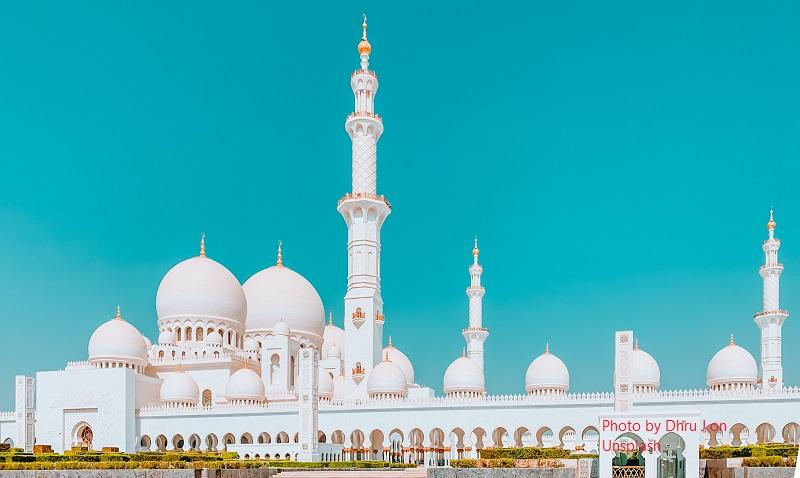 Serial Do'a: Doa Masuk Masjid – Seri 1
