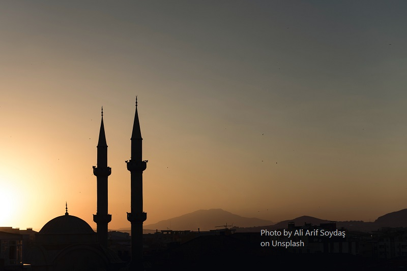 Serial Do'a: Doa Masuk Masjid – Seri 2